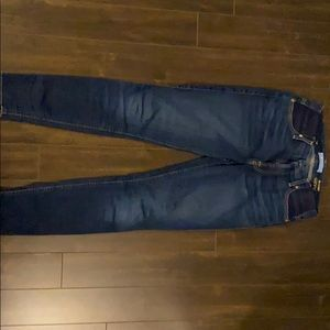 7 For All Mankind maternity skinny jean!